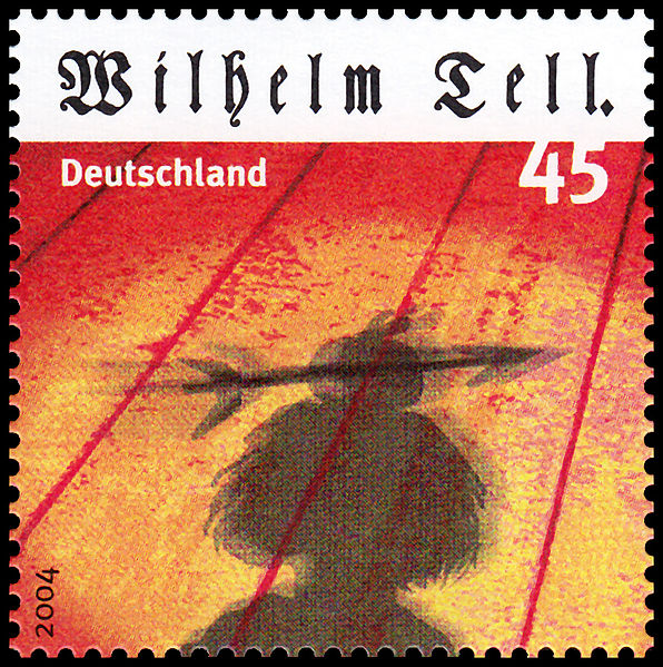 596px-Stamp_Germany_2004_MiNr2391_Wilhelm_Tell