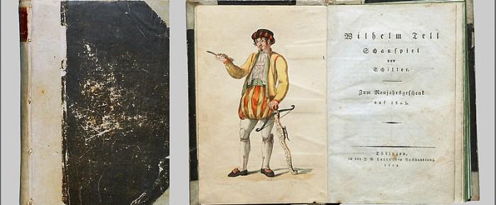 209 Jahre Schweizer National-Epos – Dominik Riedo über Schiller und Schillers Tell