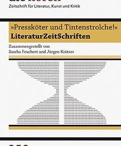Alles Gute zum Geburtstag, liebe «die horen» –  Einer Literaturzeitschrift zur 250. Ausgabe