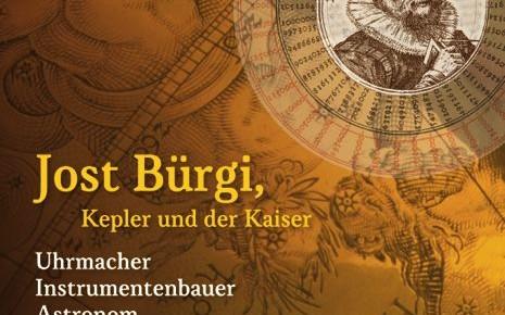 «Taktgeber der Neuzeit» – Fritz Staudachers Buch über Jost Bürgi