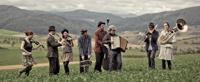 Bis sich die «Balkan» biegen – Freylax Orkestar