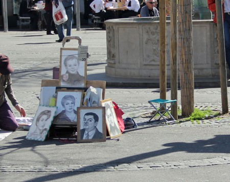 Porträtmaler-Claraplatz-2