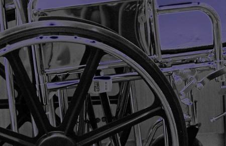 Wir sind die anderen #2: Über das Gehen – Betrachtungen eines Rollstuhlfahrers
