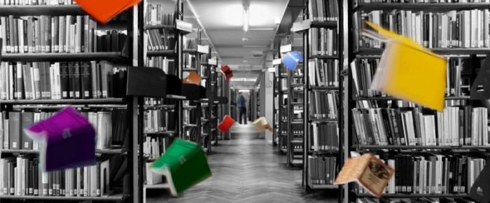 Gib es mir höllenschön – Dominik Riedo über das Lesen und das Leben