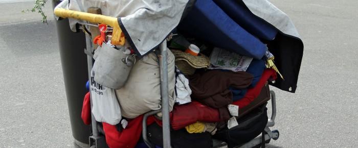 gesichtet #72: Ein Zuhause auf dem Kofferkuli