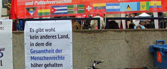 gesichtet #69: Revolution für Touristen