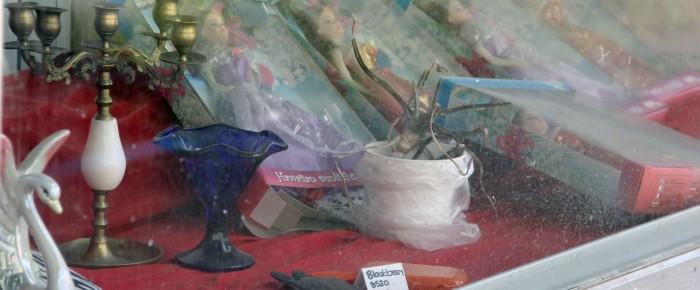 gesichtet #73: Die Schaufenster-Pracht an der Hammerstrasse