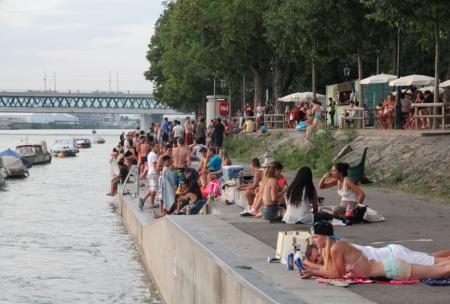 Chill am Rhein