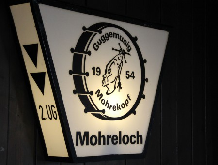 Mohreloch-Laterne