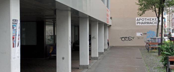 gesichtet #75: Die Beizen-Leiche an der Klybeckstrasse