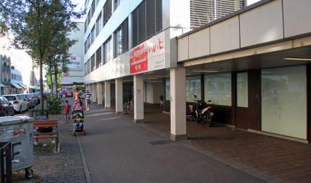 Mohrenloch trottoir