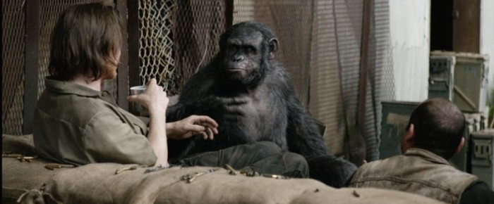 Affen sind auch nur Menschen – Matt Reeves' «Dawn of the Planet of the Apes 3D»