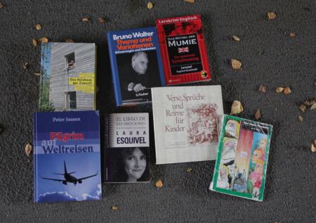 Bücher Sarnerstrasse