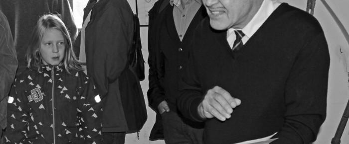 gesichtet #85: Saubis Auftritt im Glockenturm