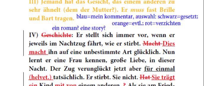 Neue Literatur von Dominik Riedo – Lese-Hinweise