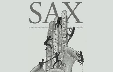 Eine humorvolle Verneigung vor dem grossen Erfinder: «A Tribute to Adolphe Sax» von Klapparat