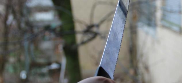 Das Brotmesser – Kurzgeschichte von Miriam Suter