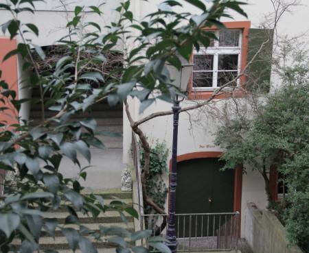 Gansgässlein_Blick in den Innenhof