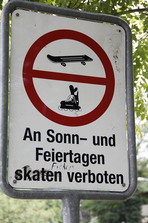 Skateverbot 2