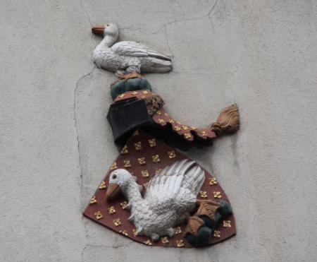 Wappen Haus zer Gens