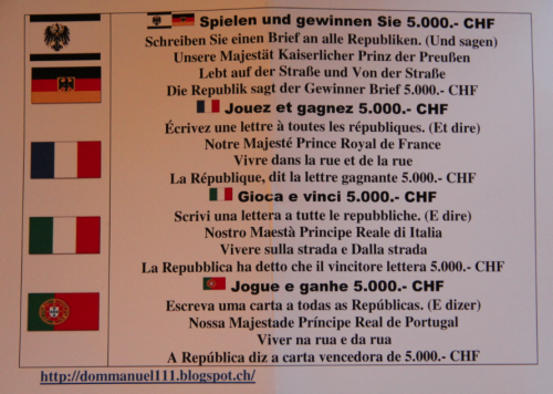 Wettbewerb Dom Manuel III