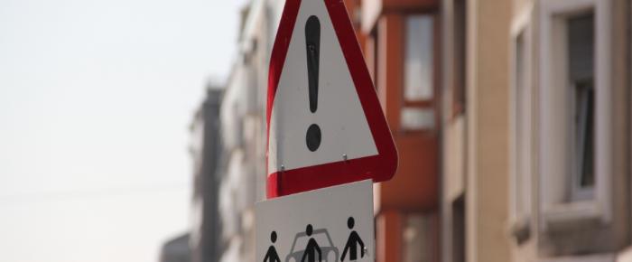 gesichtet #102: Eine Rarität unter den Verkehrssignalen