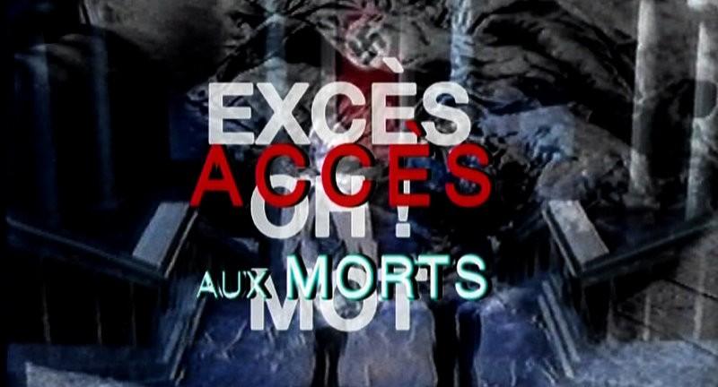 Unverkennbar wie immer: Jean-Luc Godard betreibt wieder mal filmische Collage. (Bild: zVg)