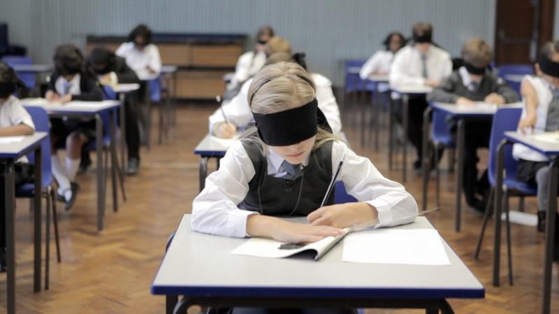 Marie-Curie macht den IQ-Test der Zukunft. (Bild: zVg)
