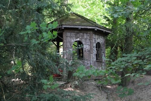 Hexenwald Rindenpavillon 2 Kopie