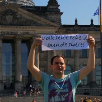 Von Ecopop bis Gripen  – Thomas Islers «Die Demokratie ist los!»