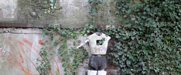 gesichtet #123: Die geköpfte Gestalt vom Castellioweglein