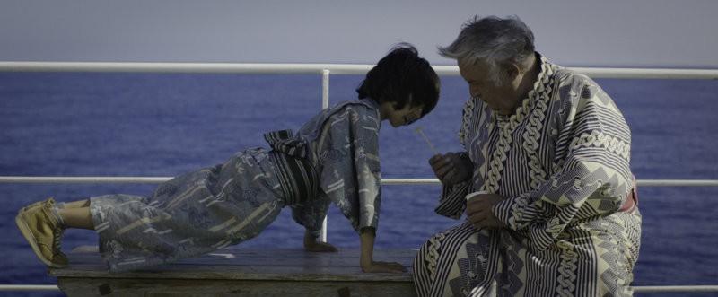 Integration leicht gemacht; der grosse Sommer und der kleine Hiro in Zipangu. (Bild: zVg)