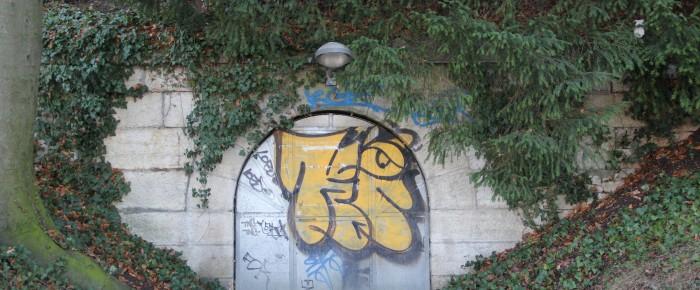 gesichtet #127: Lindenturm und Lochbrunnen – ein Stück eingemauerte Stadtgeschichte