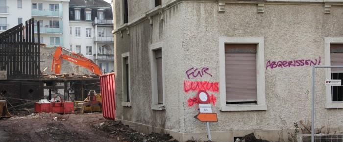 gesichtet #128: Der Hausgeist Carmen verlässt das «aufstrebende Hip-Quartier»