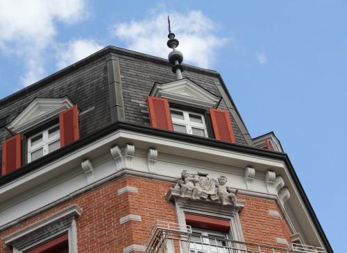 Bartenheimerstrasse 45 Dach