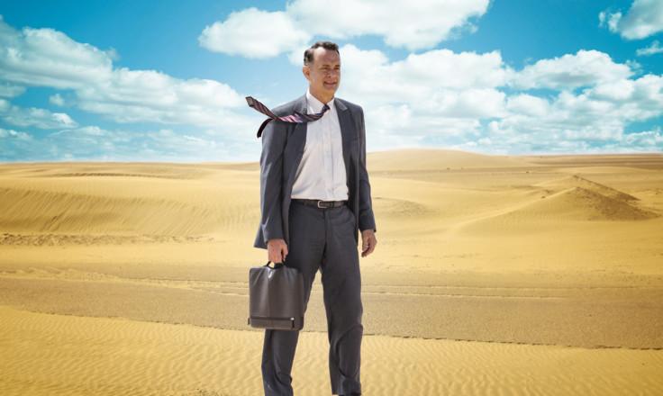 Alan (Tom Hanks) sucht sein Glück in der Wüste. (Bild: zVg)
