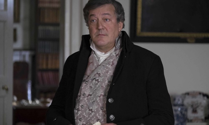 Stephen Fry als Mr. Johnson. (Bild: zVg)
