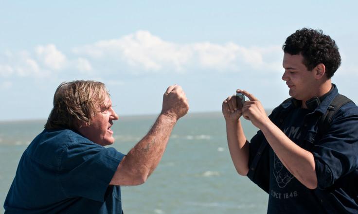 Serge (Depardcieu) und Far'Hook (Sadek) beim Duell. (Bild: zVg)