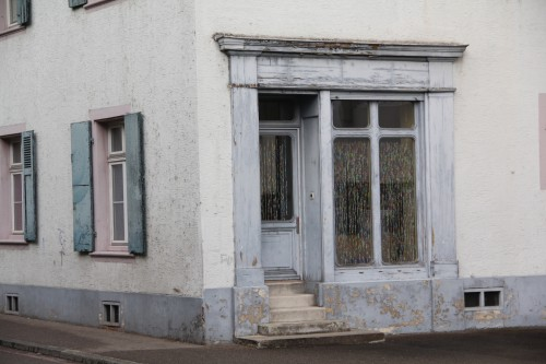 Dorfstrasse Kleinhüningen