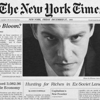 Reise zurück in die Eighties – Cris Jones' «The Death and Life of Otto Bloom»