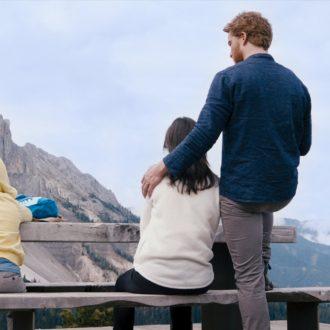 Tristan und Aaron, alleine in den Bergen – Jan Zabeils «Drei Zinnen»