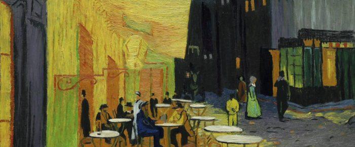 Bilder, die in van Goghs Stil sprechen – Dorota Kobielas «Loving Vincent»