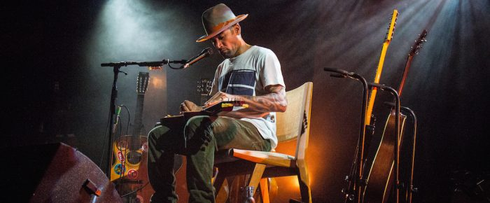 Ben Harper & the Innocent Criminals begeisterten an der Baloise Session