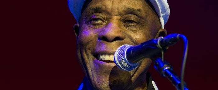 «The blues is alive and well» – Buddy Guy an der Baloise Session